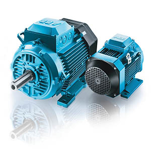 ABB Aluminum motors