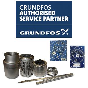 Grundfos pump spares