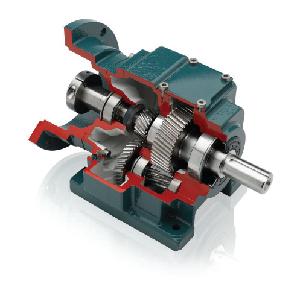 Dodge Quantis Inline Helical gear reducer