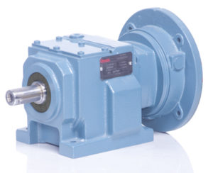 Dodge Quantis Inline Helical gear reducer