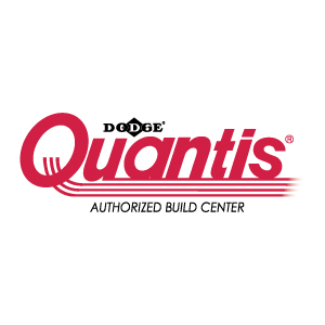 Dodge_Quantis_authorized_build_center logo